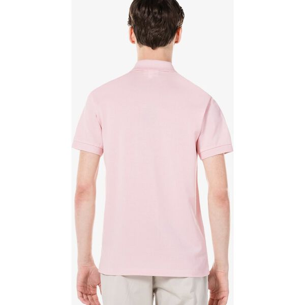 Men's Cotton Piqué Slim Fit Polo, NIDUS, hi-res