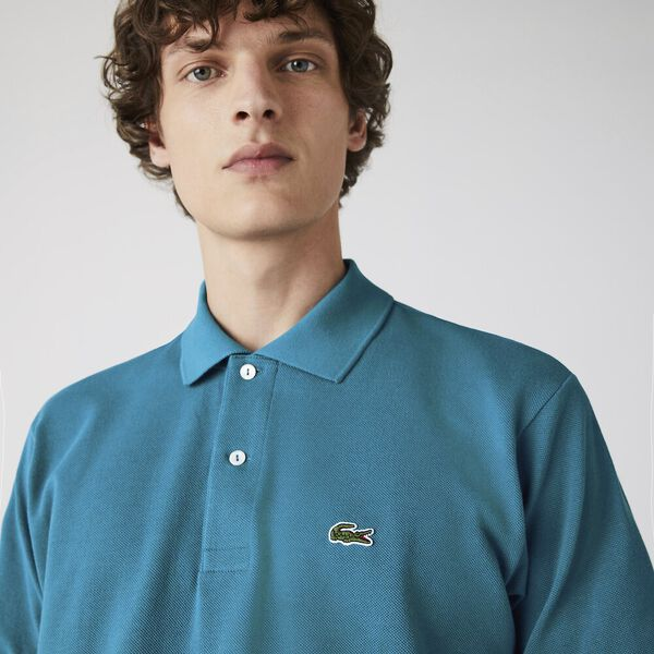 Men's L.12.12 Classic Polo, WILLO, hi-res