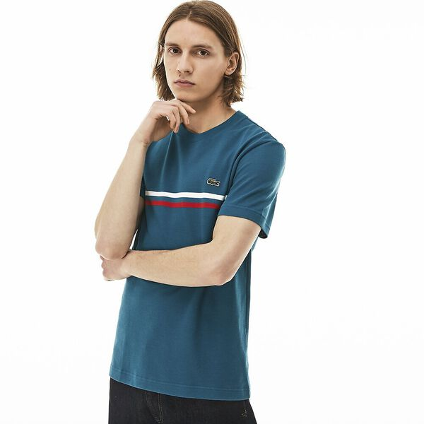 MEN'S MADE IN FRANCE 2 STRIPE TEE