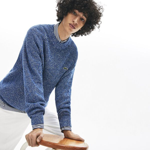 Men's L!ve Classic Rib Knit