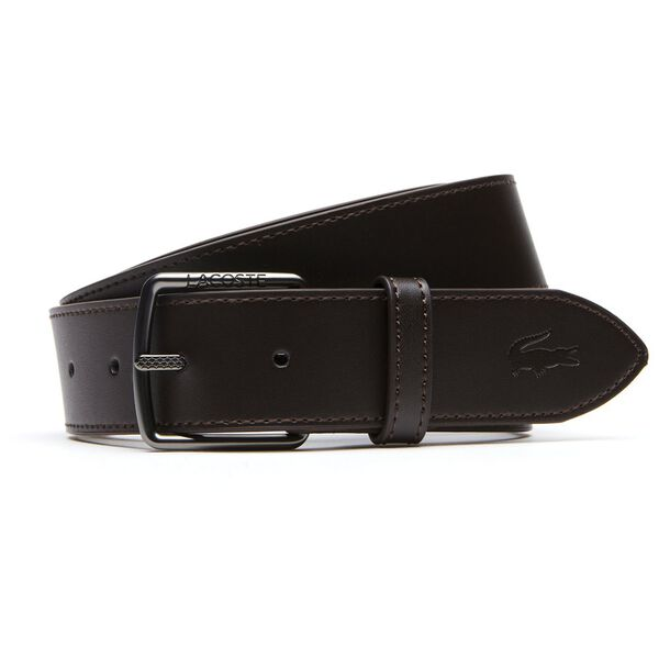 MEN'S CASUAL BELT 35 WELDED RAW STITCHED