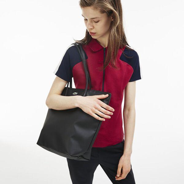 Women's L.12.12 Vertical Shopping Bag, ECLIPSE, hi-res