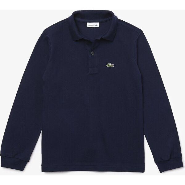 Boys' Lacoste Petit Piqué Shirt