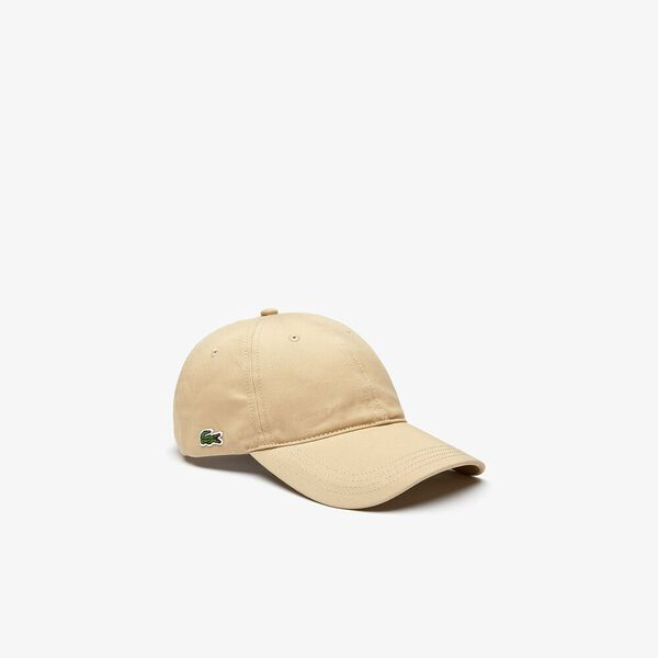 Contrast Strap Cotton Cap