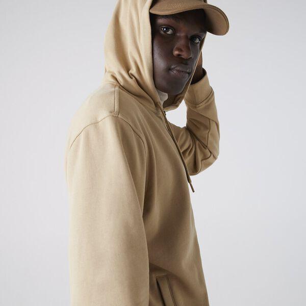 Men's SPORT Fleece Hooded Sweatshirt, VIENNESE/VIE, hi-res