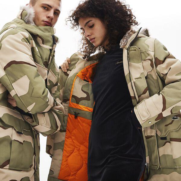 Unisex L!ve Camo Jacket, VIENNESE/MULTICOLOUR, hi-res