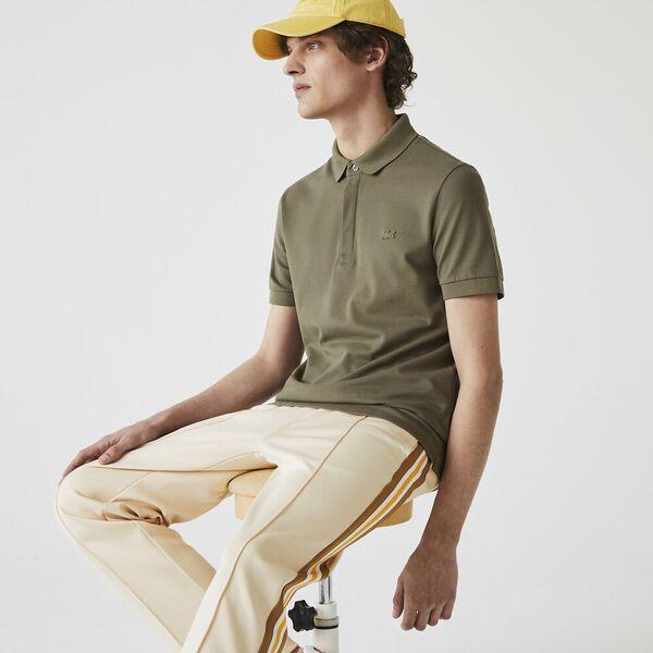 Men's Paris Polo, TANK, hi-res