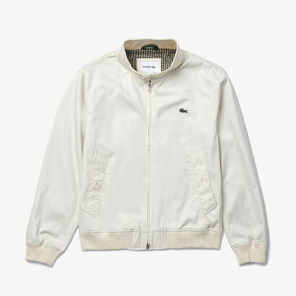 Men's Water-Resistant Zip Jacket