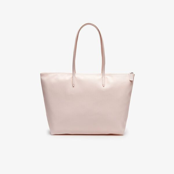Women's L.12.12 Large Shopping Bag, PEARL, hi-res