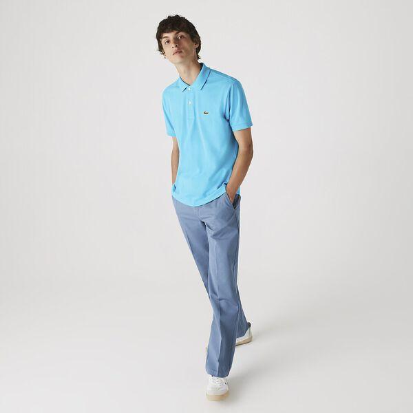 Men's L.12.12 Classic Polo, CAPRI, hi-res
