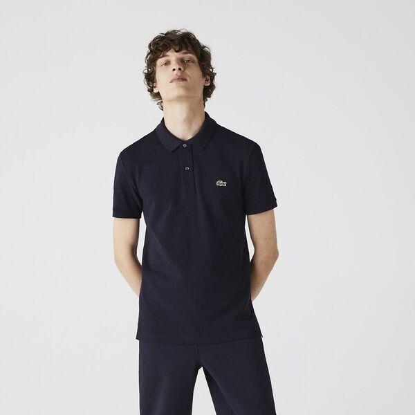 Men's Slim Fit Polo, ABYSM, hi-res