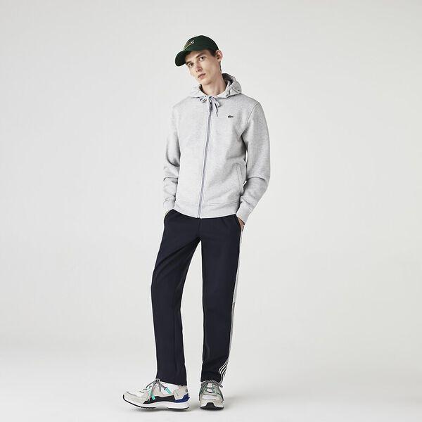 Men's SPORT Fleece Zip Hoody Sweatshirt