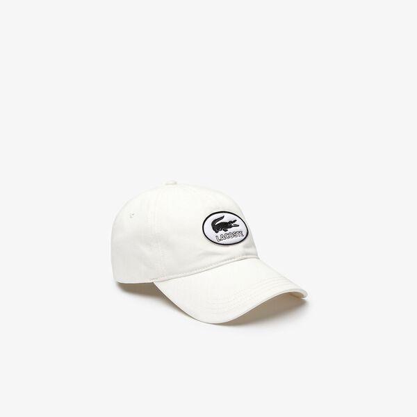 Men's Heritage Badge Cotton Cap