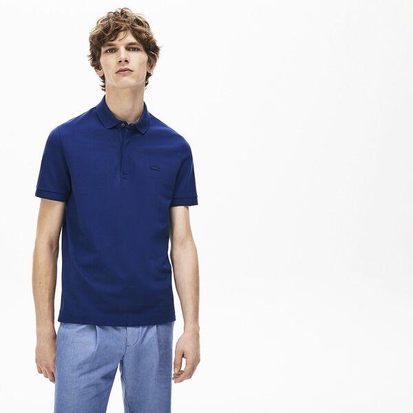 Men's Paris Polo, METHYLENE, hi-res