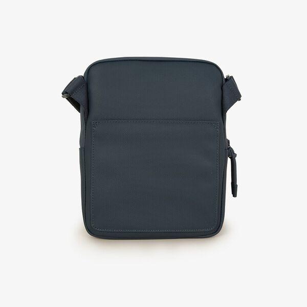 Men's L.12.12 Medium Flat Crossover Bag, REFLECTING POND, hi-res