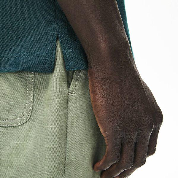 Men's Slim Fit Polo, PIN, hi-res