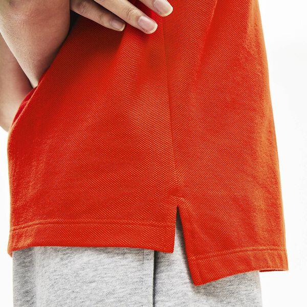 Women's Lacoste Classic Fit Soft Cotton Petit Piqué Polo Shirt, CORRIDA, hi-res