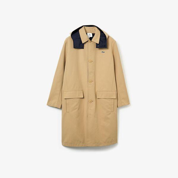 Unisex Lacoste LIVE Reversible Quilted Vest, VIENNOIS/MARINE SOMBRE-PIN, hi-res