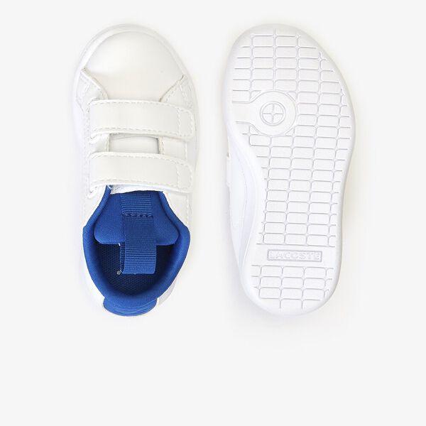 INFANT CARNABY EVO 119 1 SNEAKER, WHITE/BLUE, hi-res