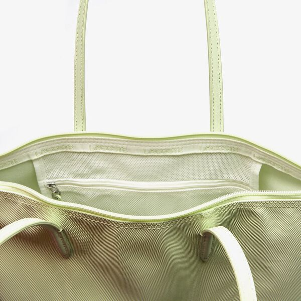 Women's L.12.12 Concept Vertical Zip Tote Bag, EVERNIA, hi-res