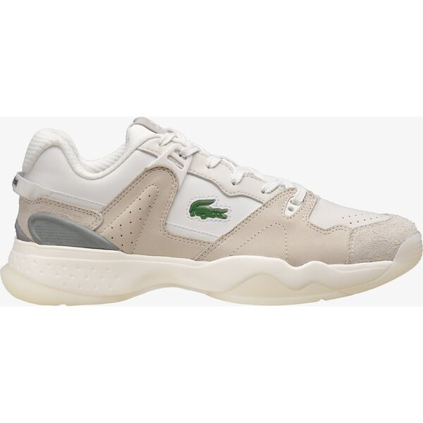 Men's T-Point Leather and Suede Sneakers