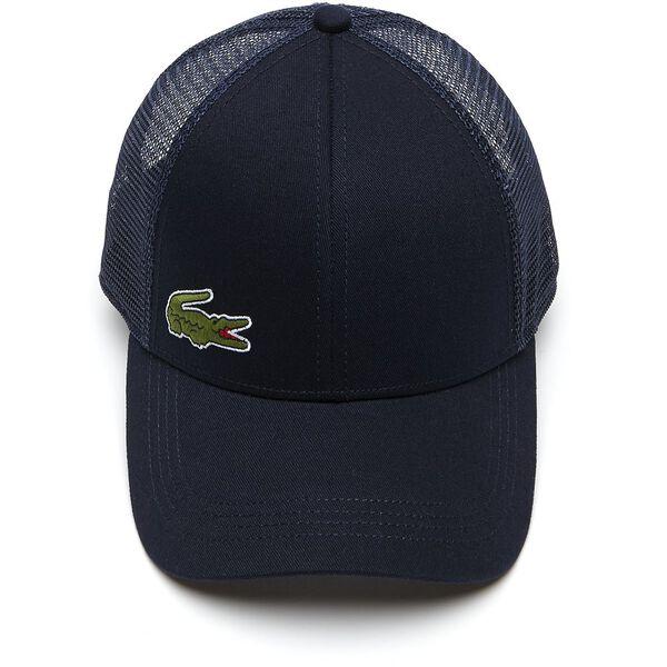 MEN'S TRUCKER CAP, NAVY BLUE, hi-res