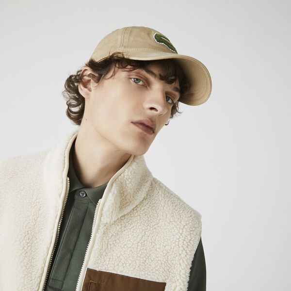 Contrast Strap And Oversized Crocodile Cap, VIENNESE, hi-res
