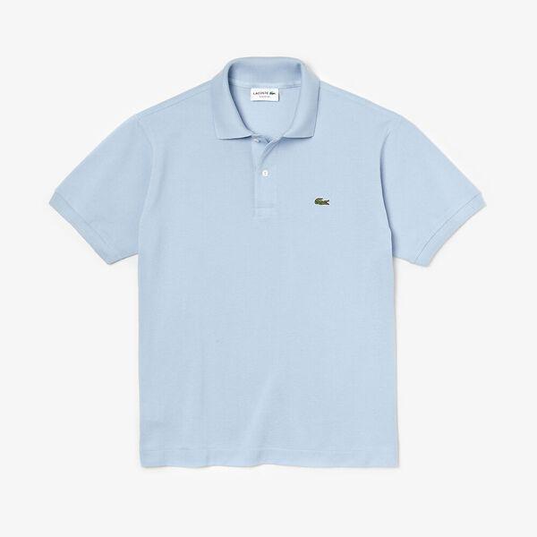 Men's L.12.12 Classic Polo, BREEZE, hi-res