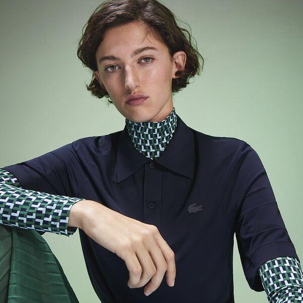 Unisex Fashion Show Iconics Polo, NAVY BLUE, hi-res