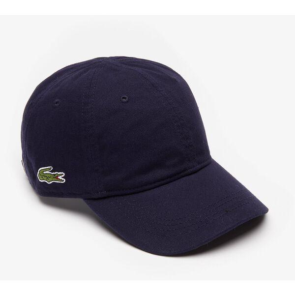 Men's Basic Side Croc Cap, NAVY BLUE, hi-res