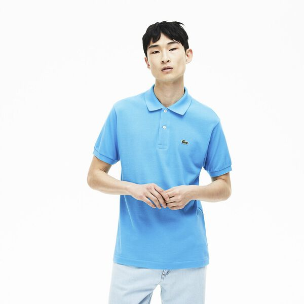 MEN'S L.12.12 CLASSIC POLO, CAPRI, hi-res