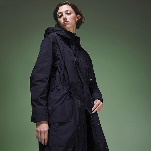 Unisex Fashion Show Iconcis Parka, NAVY BLUE, hi-res