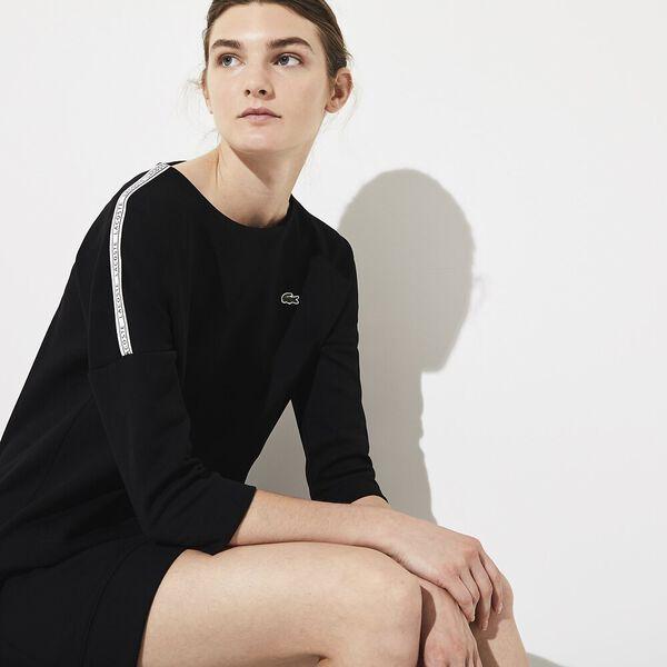WOMEN'S TENNIS DOUBLE FACED FLEECE DRESS