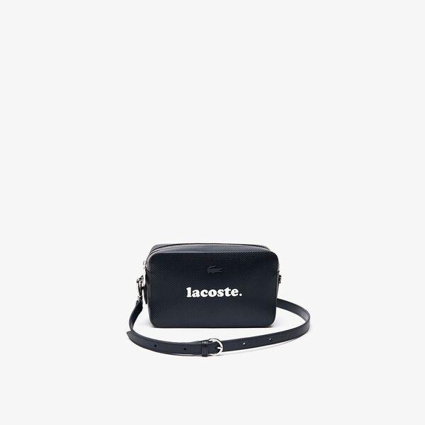 Women's Chantaco Branded Leather Shoulder Bag