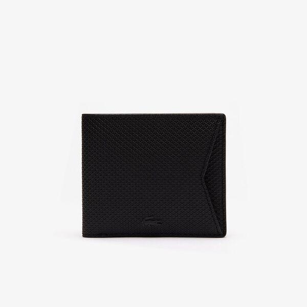 Men's Chantaco Billfold With Card Holder, BLACK, hi-res