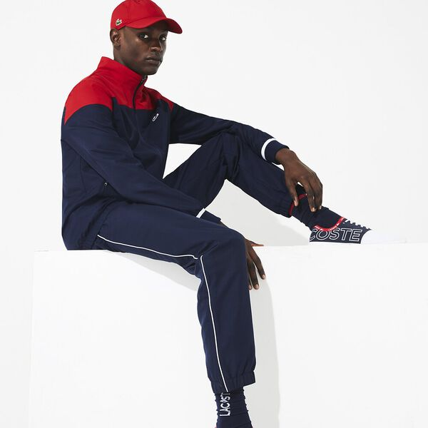 MEN'S DIAMOND TECH PANEL TRACKSUIT