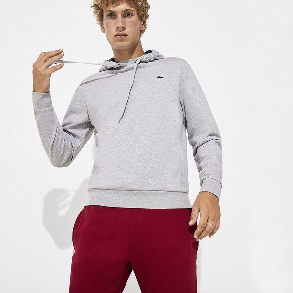 Men's Lacoste SPORT Fleece Hooded Sweatshirt