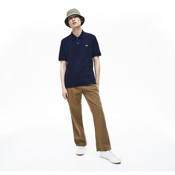 Men's L.12.12 Classic Polo, NAVY BLUE, hi-res