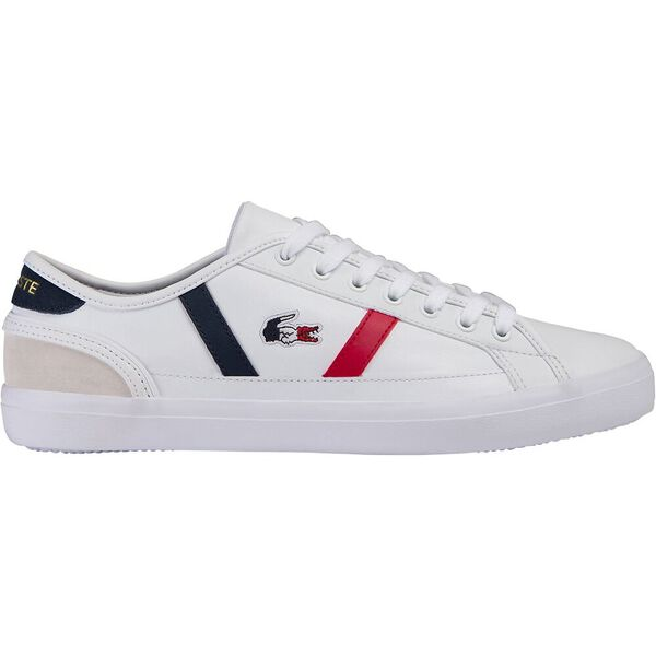 Men's Sideline Tricolore Leather Sneakers