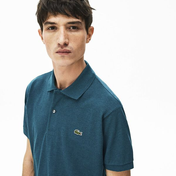 Marl Lacoste L.12.12 Polo Shirt, ERI CHINE, hi-res
