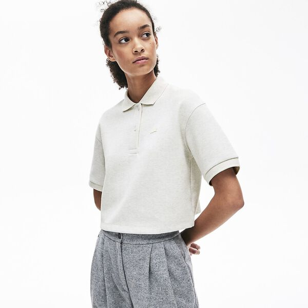 Women's Lacoste Motion Double Face Polo