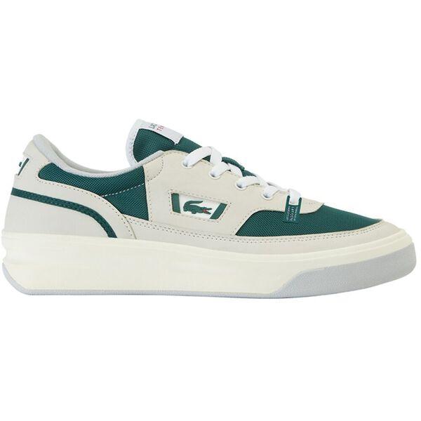 Men's G80 Og 120 1 Sneaker, OFF WHITE/DARK GREEN, hi-res