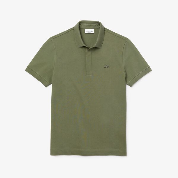 Men's Paris Polo, AUCUBA, hi-res