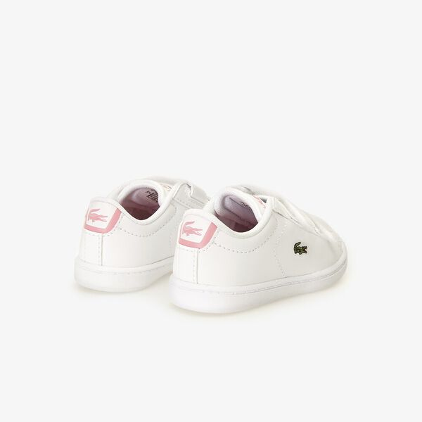 Infants' Carnaby Evo  Trainers, WHITE/PINK, hi-res