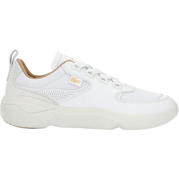 WOMEN'S WILDCARD 319 2 SNEAKER, WHITE/OFF WHITE, hi-res