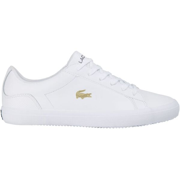 Women's Lerond Punched Leather Sneakers