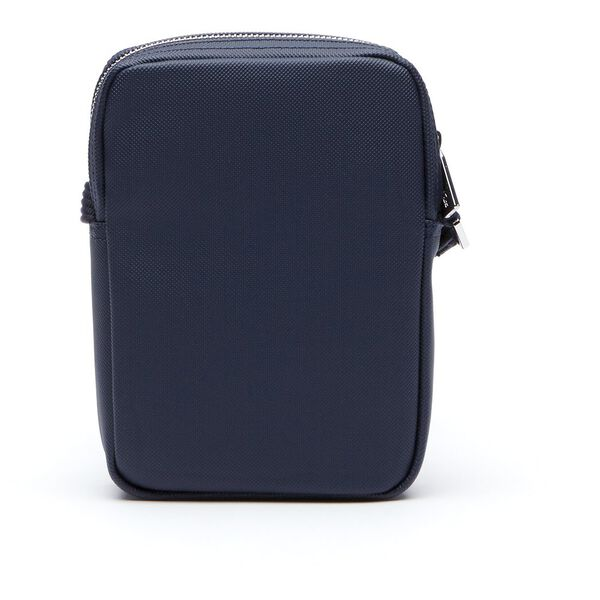 Men's Classic Slim Vertical Camera Bag, PEACOAT, hi-res