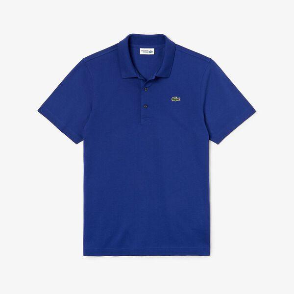Men's SPORT Tennis regular fit Polo Shirt in ultra-lightweight knit, OCEAN, hi-res