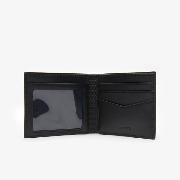 Men's Chantaco Sm Billfold & Id Slot, BLACK, hi-res