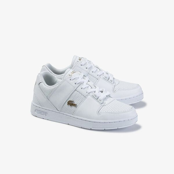 Women's Thrill Sneaker, WHITE/WHITE, hi-res
